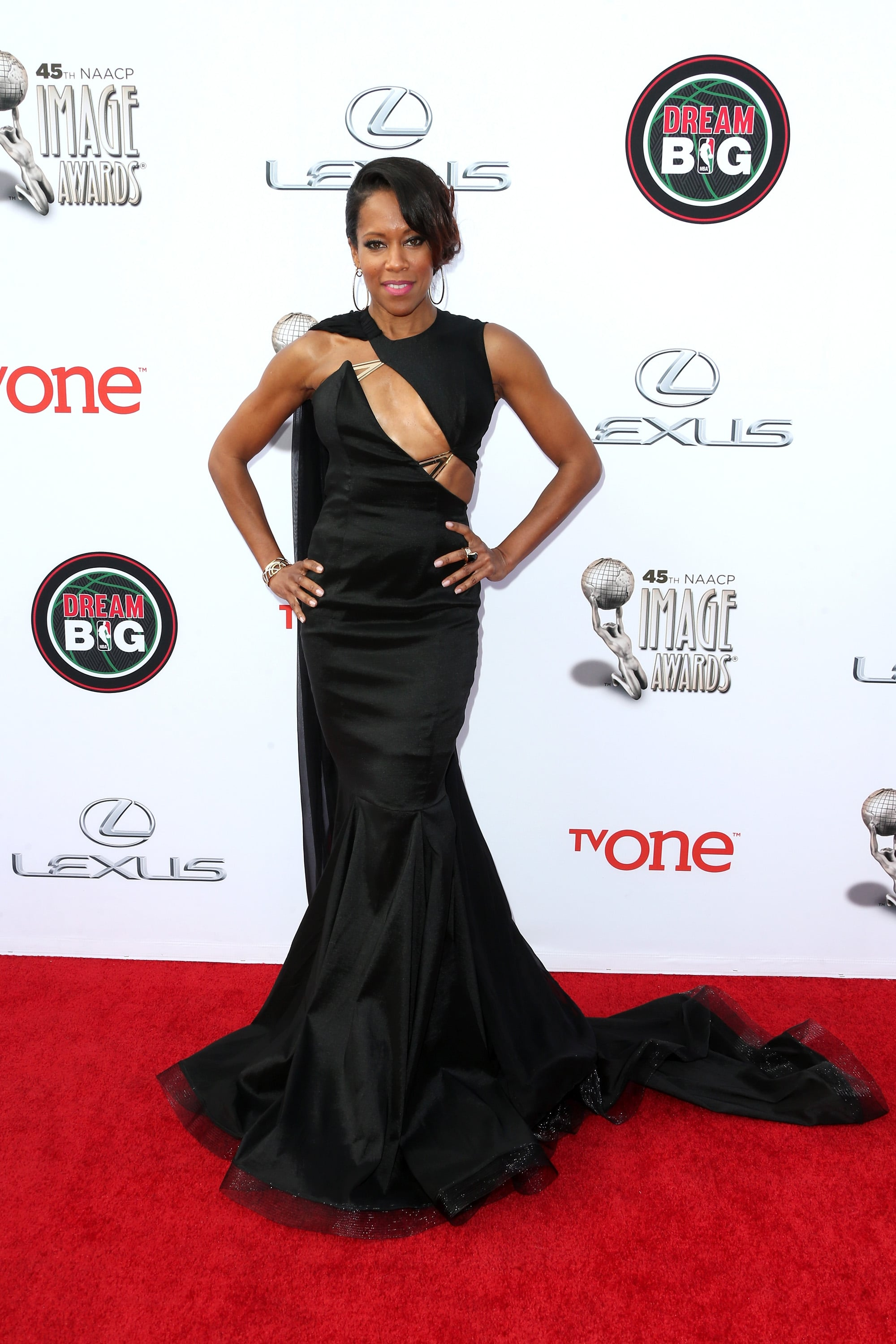 Regina King was nominated for outstanding actress in a drama series.