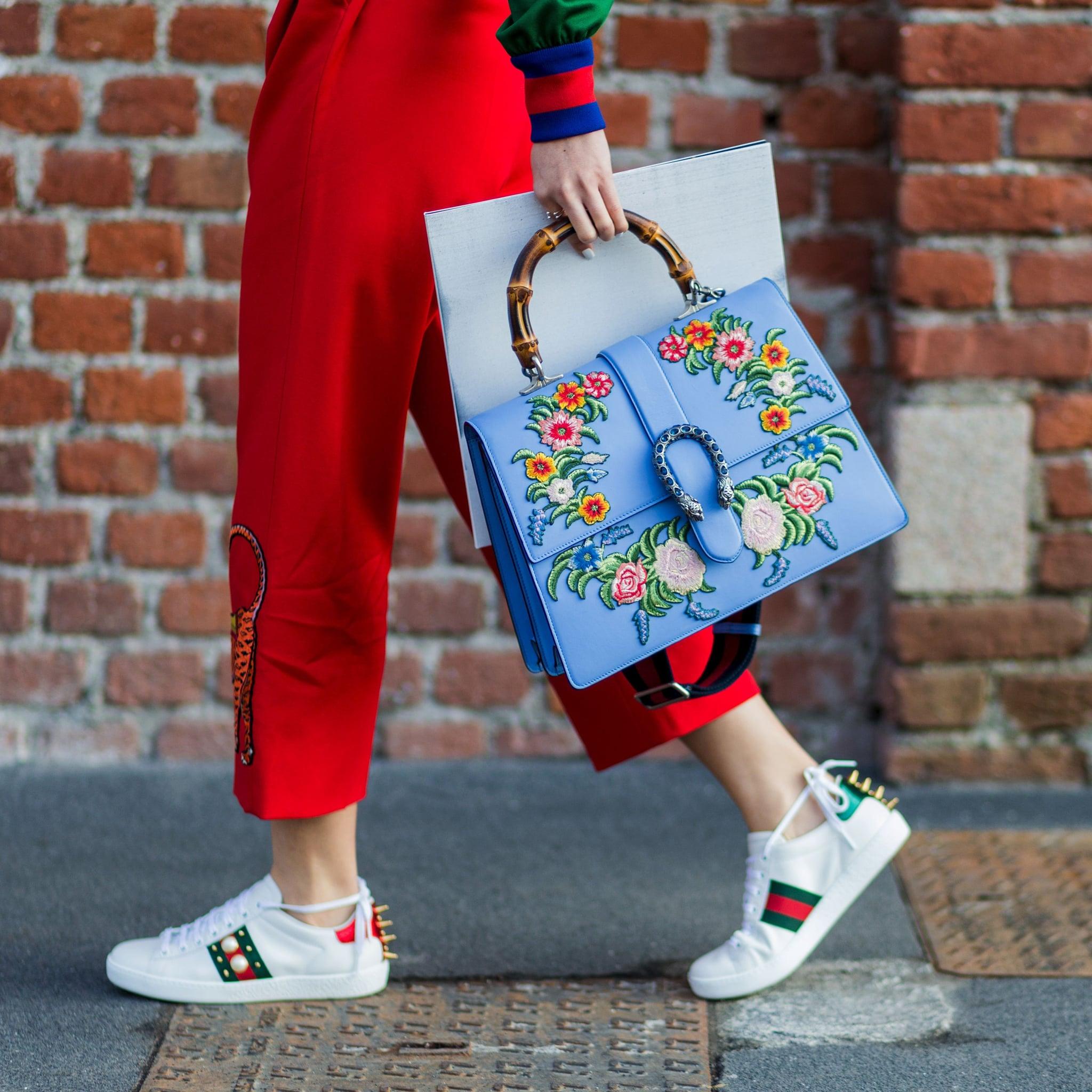 Resultado de imagem para street style sneakers 2017