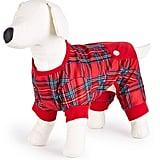 Family Pajamas Matching Brinkley Plaid Pet Pajamas