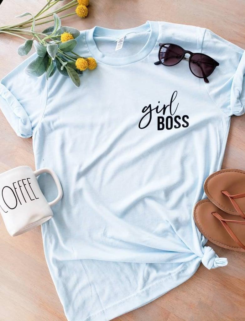 Girl Boss Shirt