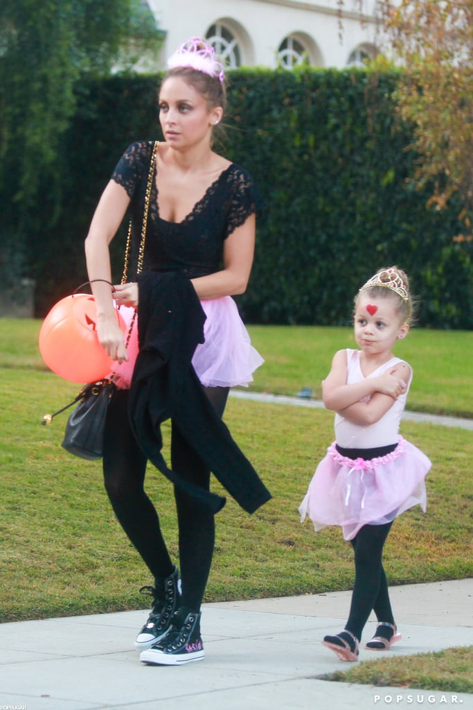 The Richie-Madden Family Has a Princess- and Pirate-Filled Halloween