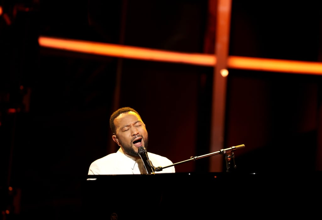 Watch John Legend Perform at the Billboard Music Awards