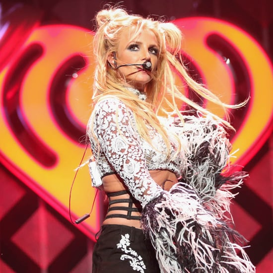 "Listen to Britney Spears's New Song ""Swimming in the Stars"""