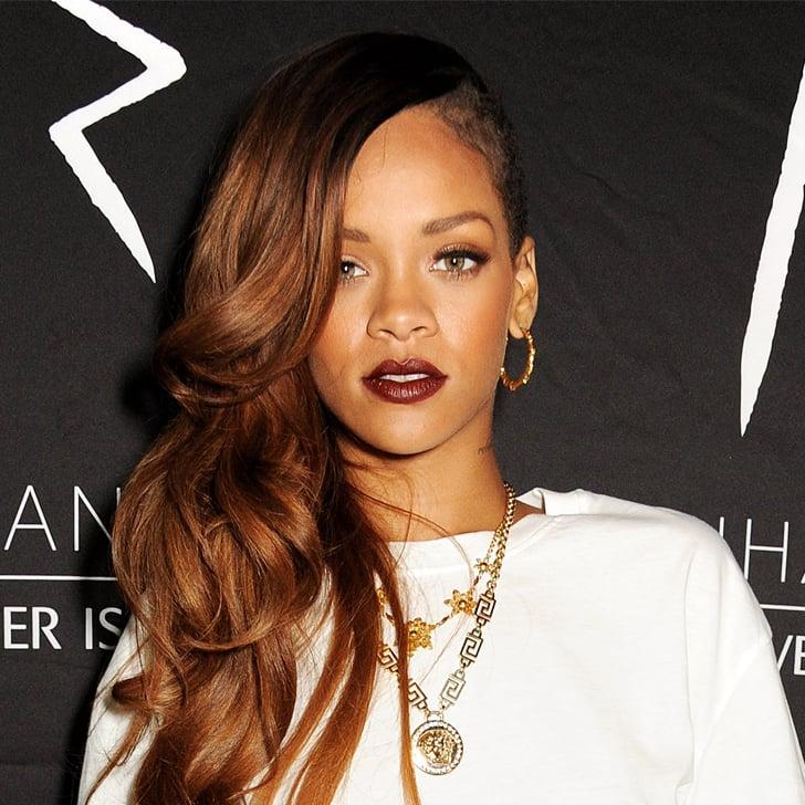 Rihanna Haircut 2014