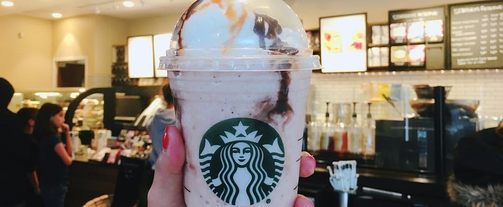 This Is Not a Drill: You Can Order a Starbucks Banana Split Frappuccino!