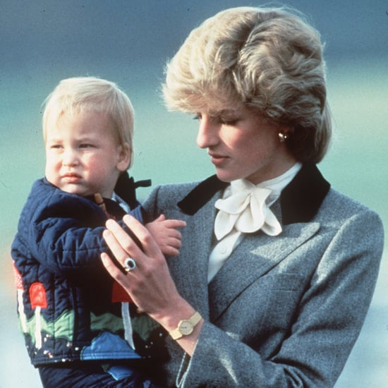 Prince William Talks About Princess Diana's Death Jan. 2017