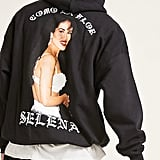 Selena Graphic Fleece Hoodie ($28)