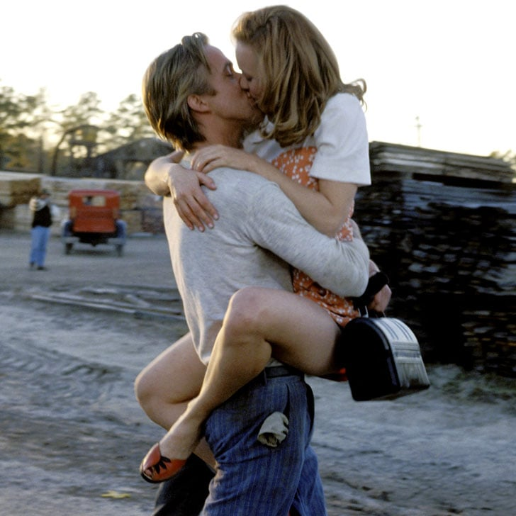 Movies scenes romantic kissing The 10
