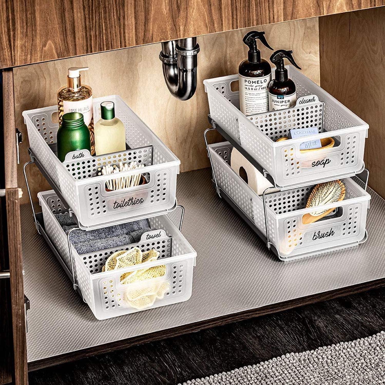 Best Under Sink Storage Products Popsugar Home
