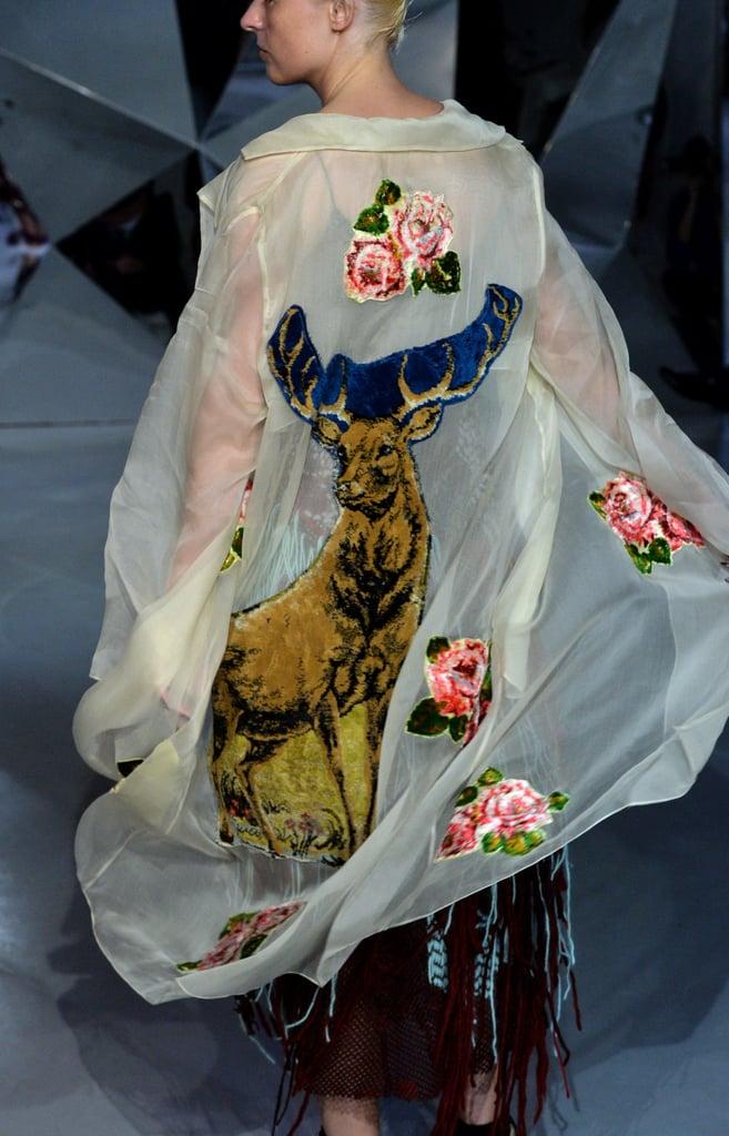 London Fashion Week Highlights Fall 2016