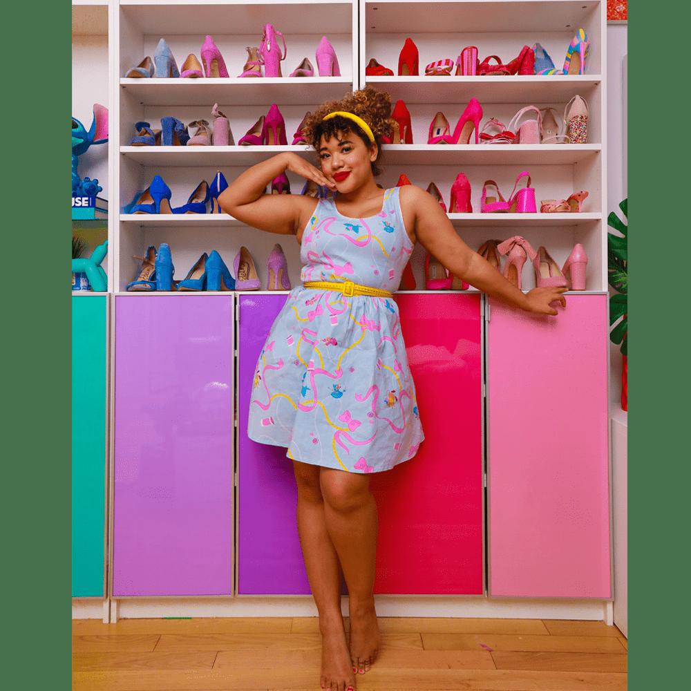 Loungefly Disney Stitch Shoppe Cinderella 70th Anniversary Dress