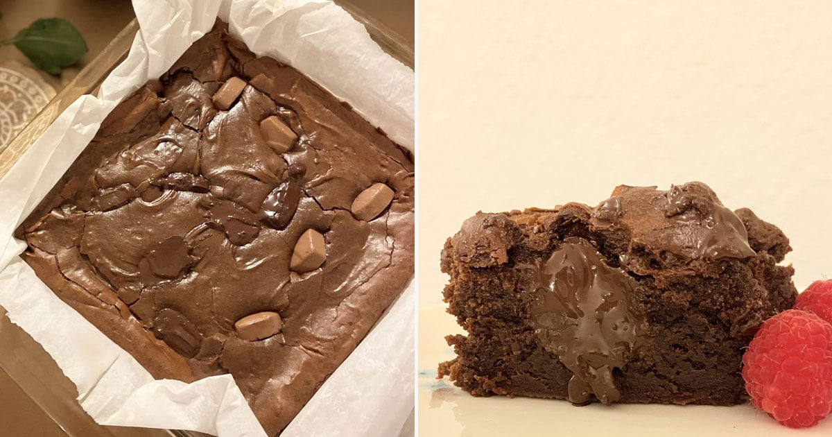 These 100-Hour Brownies Really Take That Long to Make, but I Promise It's Worth Every Second