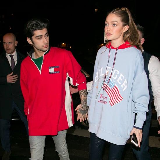 Gigi Hadid and Zayn Malik Couple Style