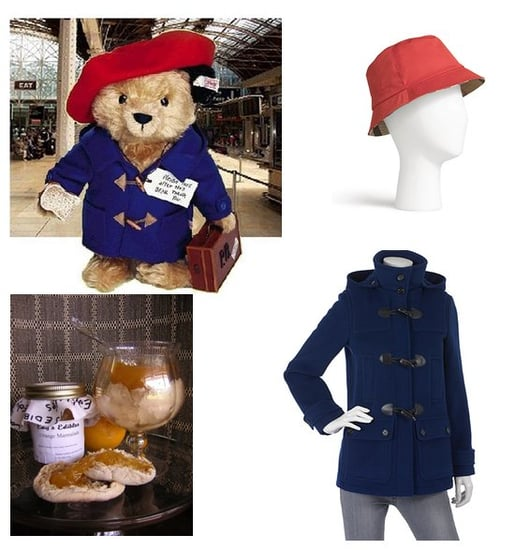 Celebrate Paddington Bear's Birthday with Burberry