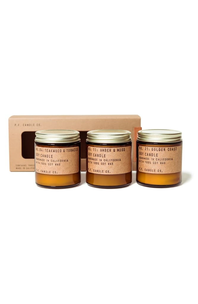 PF Candle Co. Essentials Mini Candle Set