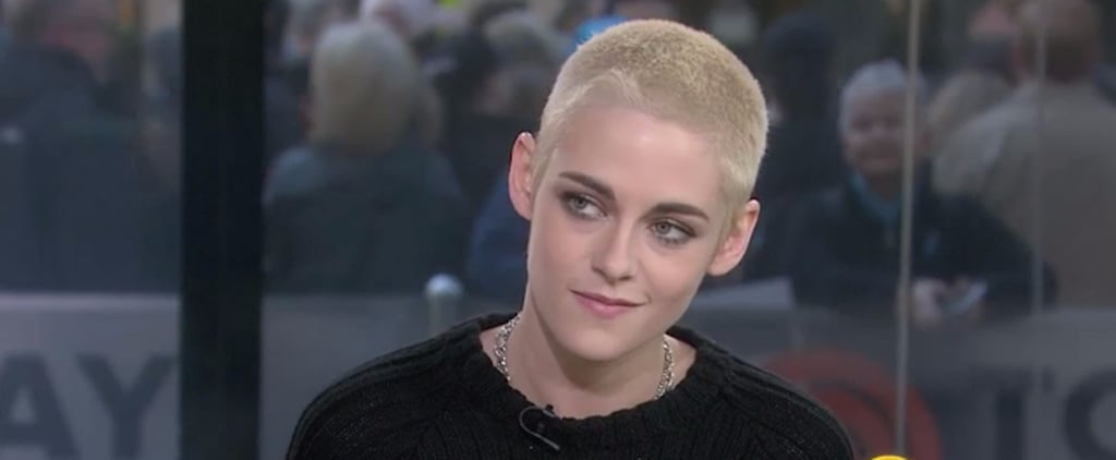 """There's a Very """"Practical"""" Reason For Kristen Stewart's Dramatic New Haircut"""
