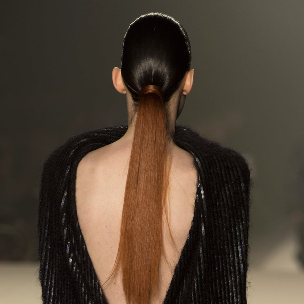 Alexander Wang Poses the Question: Is Two-Toned Hair the New Ombré?
