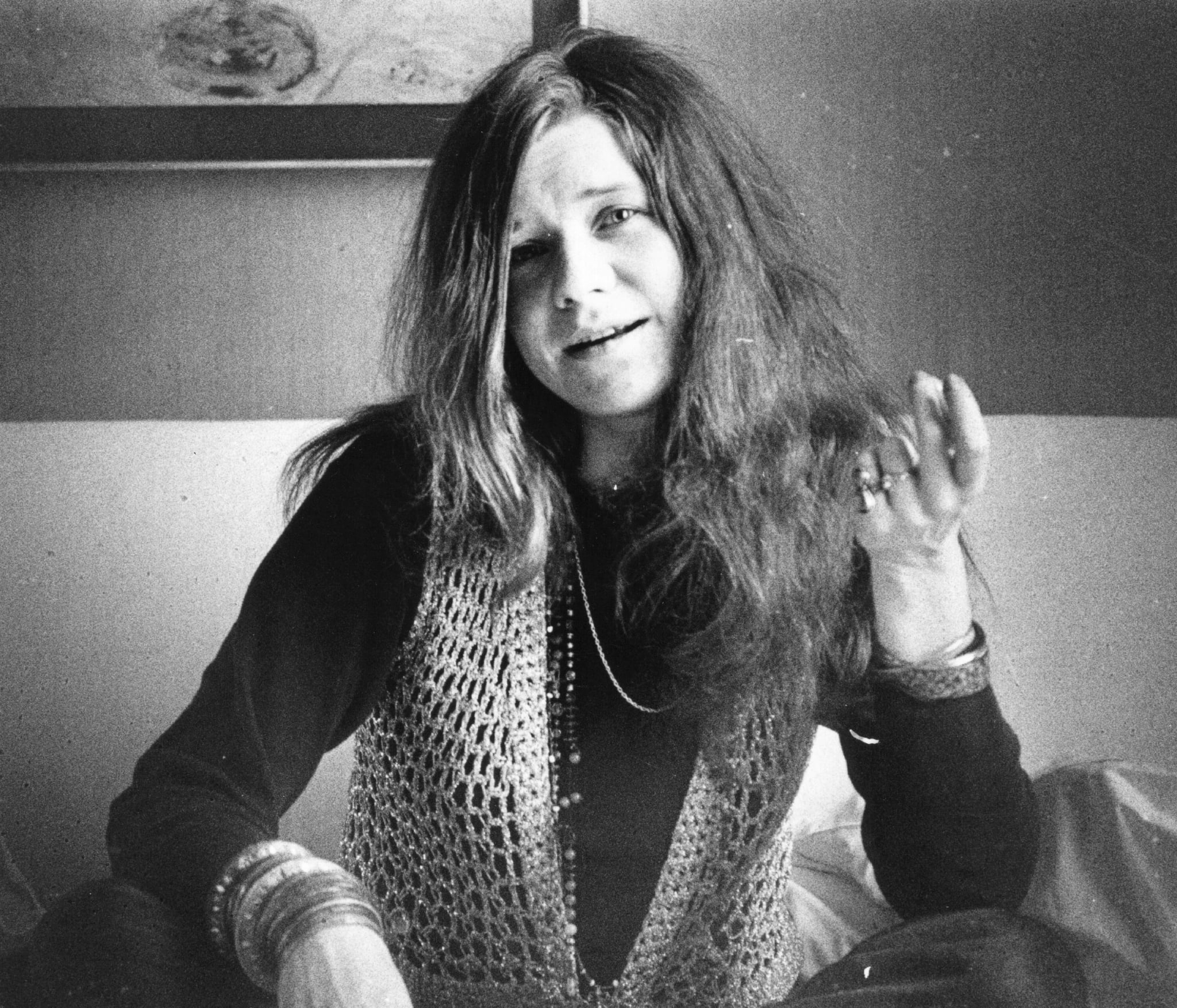 Janis Joplin Was One Of The Most Gifted And Talented Singer Songwriters Of The S With A Powerhouse Voice And Understated No Frills Look