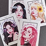 Blackpink Watercolor Fan Art