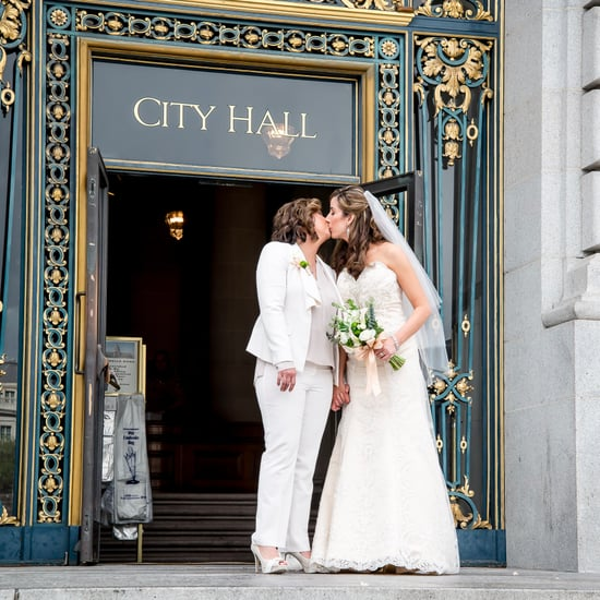 Same-Sex San Francisco City Hall Wedding