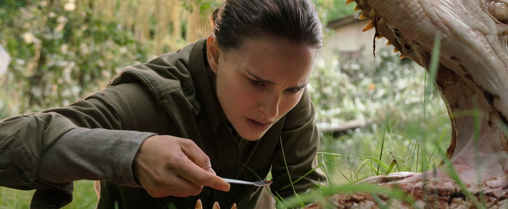 Natalie Portman Quotes About Whitewashing in Annihilation