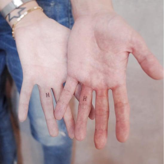 Tatouages de Couple