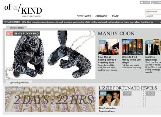 Tumblr's First Store OfaKind Launches Ecommerce