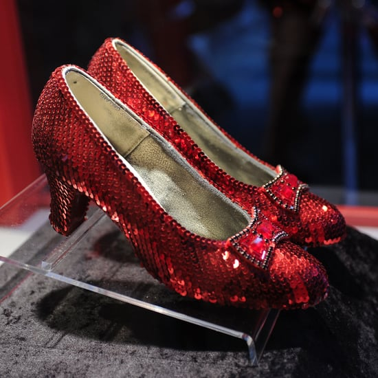 Reward For Judy Garland's Ruby Slippers