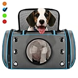 Anzone Pet Space Capsule Carrier Backpack