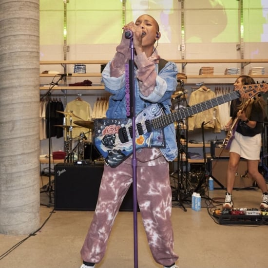 WILLOW Wears PacSun's Gender-Free Collection Colour Range