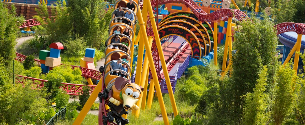 Disney World's Toy Story Land Pictures