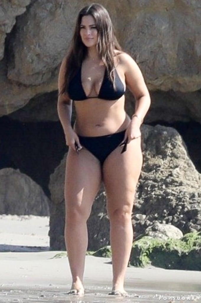Lauren graham bikini