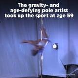 Pole Dancer Greta Pontarelli | Video