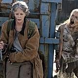 Carol Peletier From The Walking Dead
