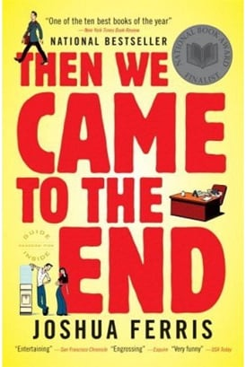 Buzz Book Club: Then We Came to the End, Section Two