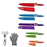 Chef Grids Colorful Knife Set
