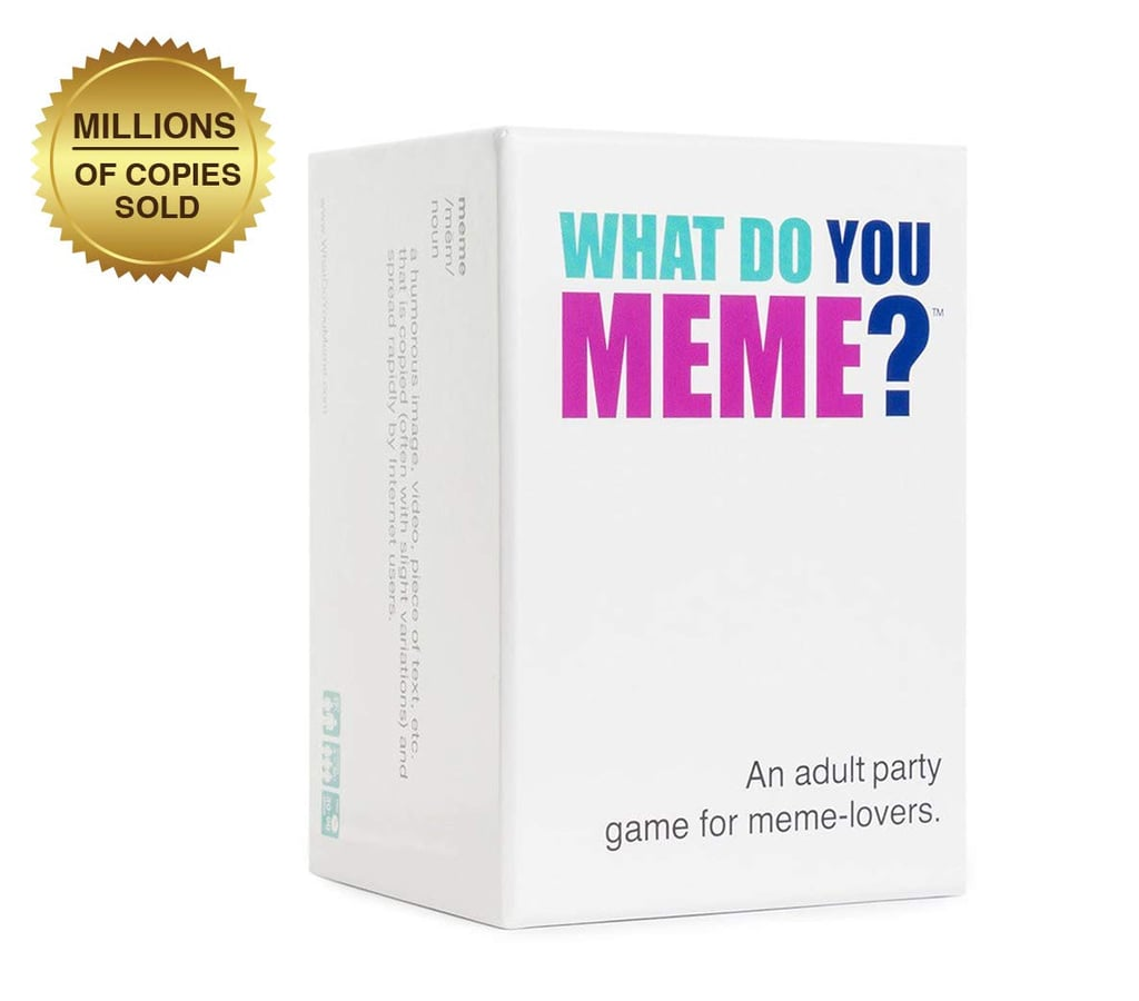 What Do You Meme? Party Game