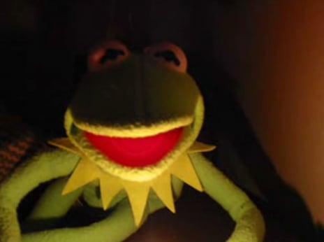 Kermit Sings Radiohead's Creep