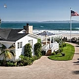 Mila Kunis and Ashton Kutcher's Santa Barbara Beach House