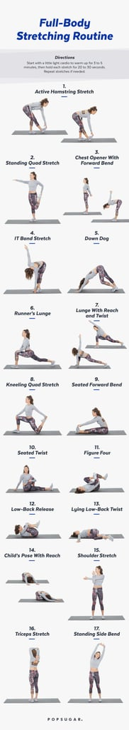 Stay Flexible and Stretch Yourself