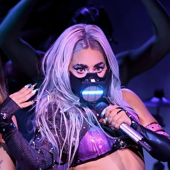 Lady Gaga's Hair Color Inspiration at the 2020 MTV VMAs