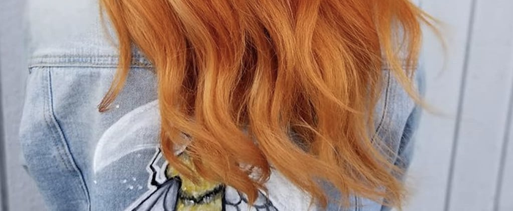 Burnt Orange Hair Colour Is the Spring Trend You Need To Try