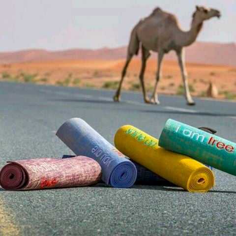 Where to Get Customized Yoga Mats in the Middle East