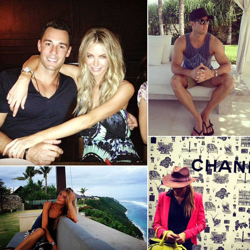 Jennifer Hawkins and Jake Wall Share Photos From Their Honeymoon