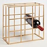 Gold Box Wine Rack