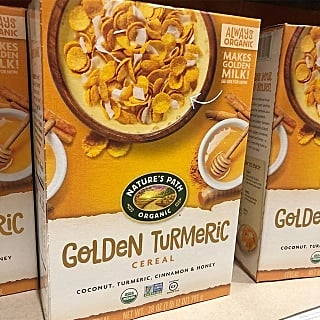 Costco Golden Turmeric Cereal