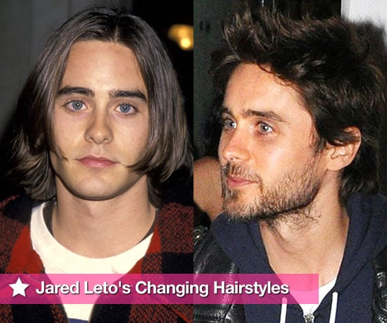 Extensive Photo Gallery of Jared Leto and His Changing Hairstyles ...
