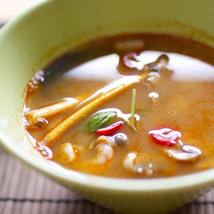 How to Order Healthy Thai Food