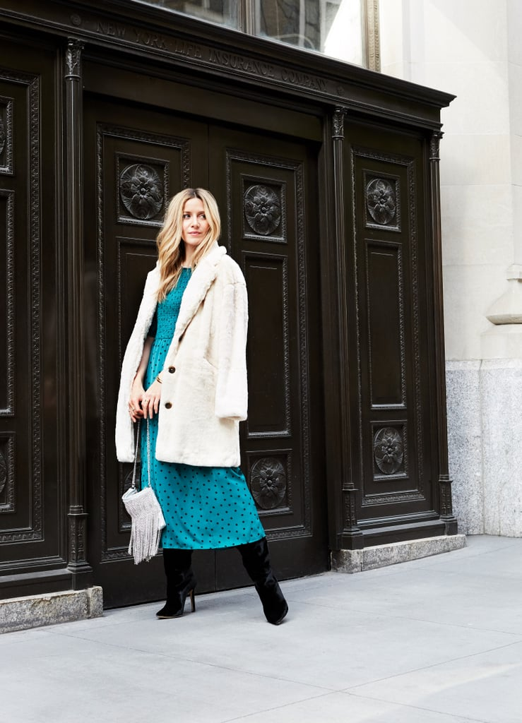 Style Your Holiday Dress For: A Fancy Party