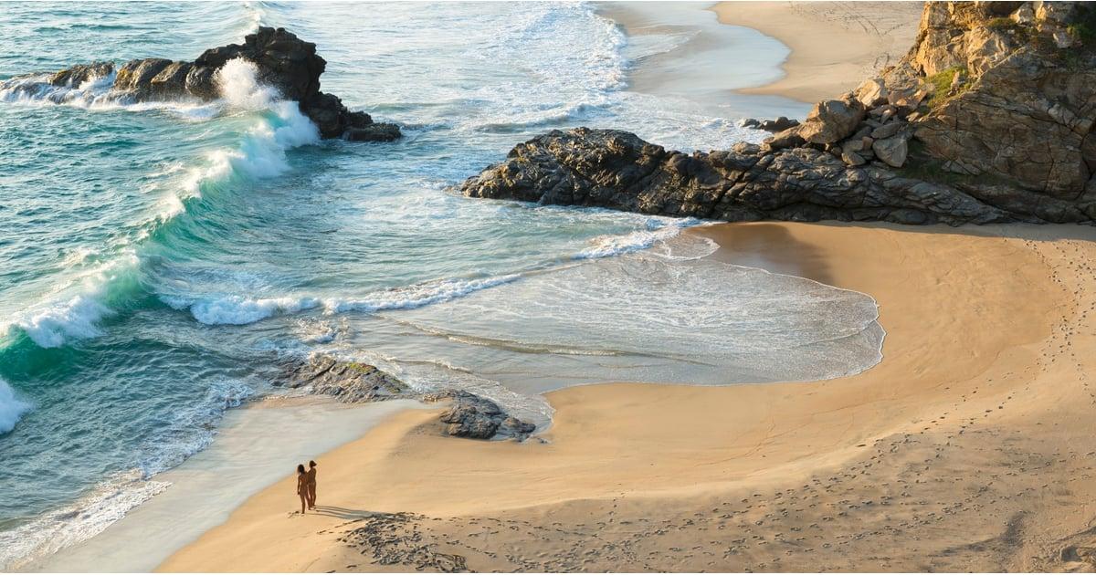 Best Island Beaches For Partying Mykonos St Barts: Australia's Best Nudist Beaches